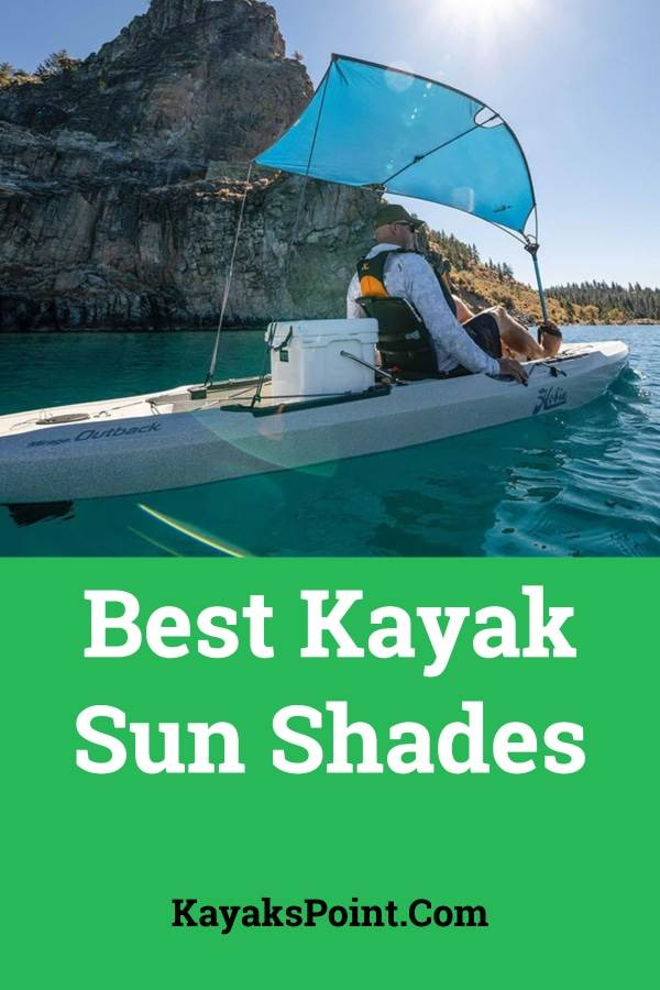best kayak sun shades