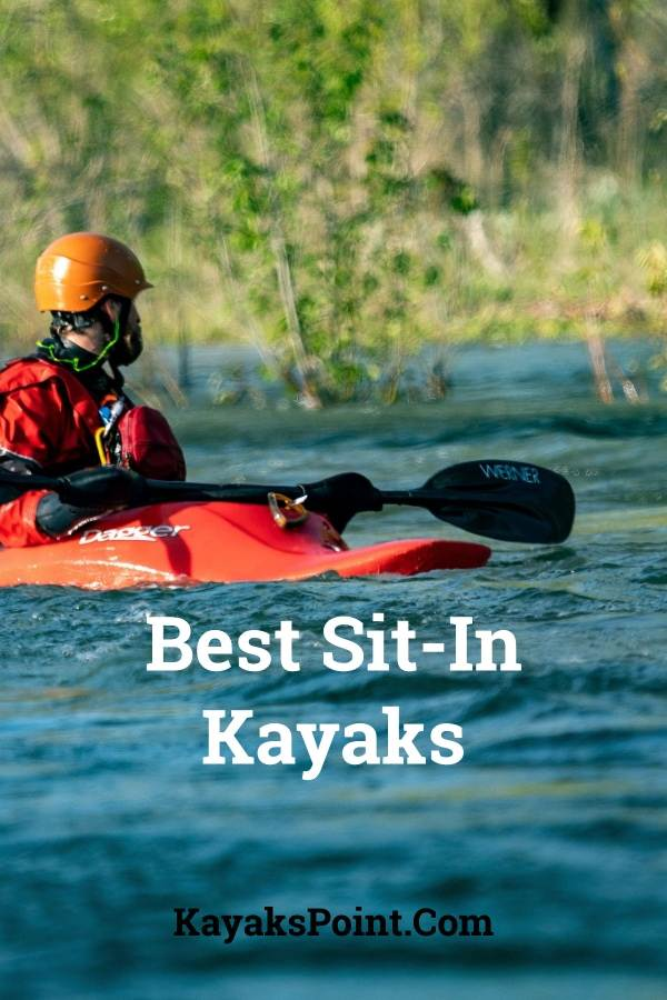best sit in kayaks