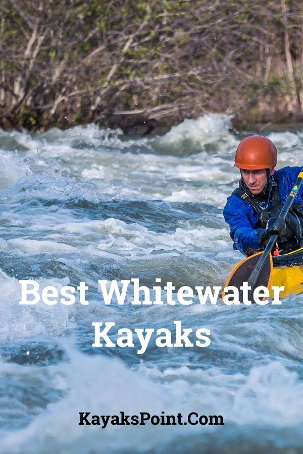 best whitewater kayaks
