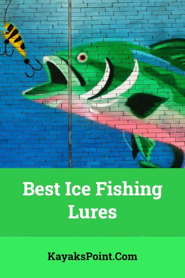 Best Ice Fishing Lures