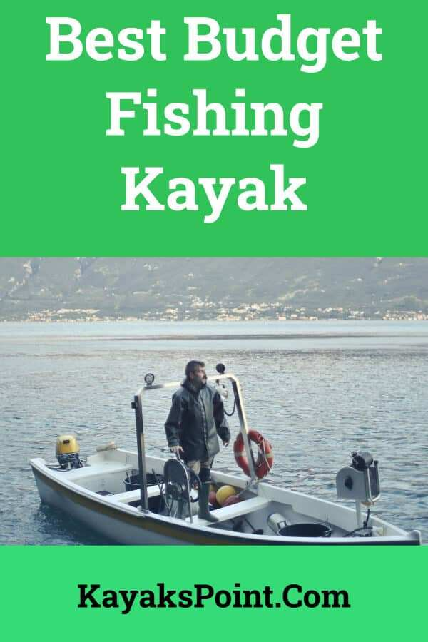 Budget Fishing Kayak