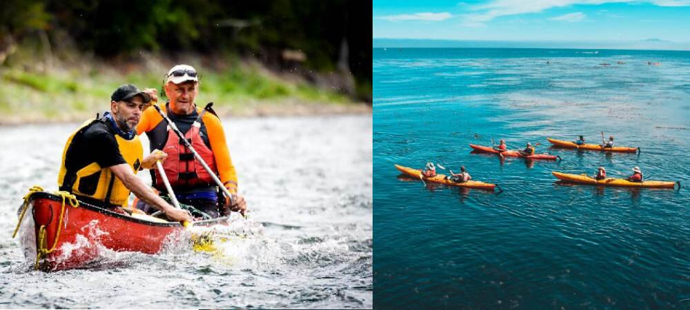 Ocean Kayak vs. River Kayak