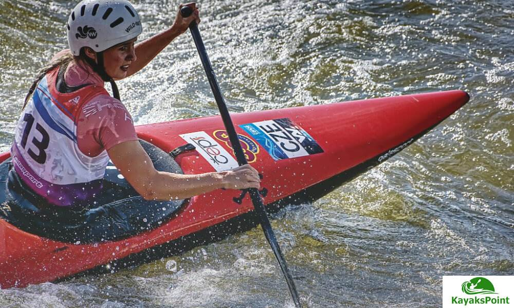 what is easy to flip canoe kayak