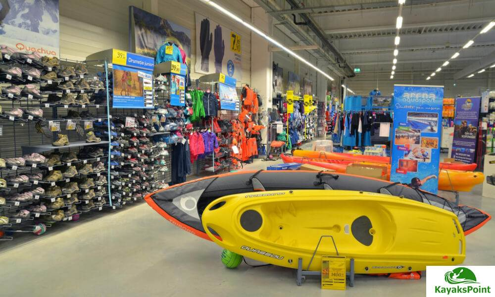 Buy A Kayak From Walmart