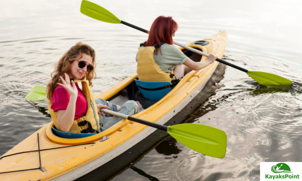 Kayaks From BKC