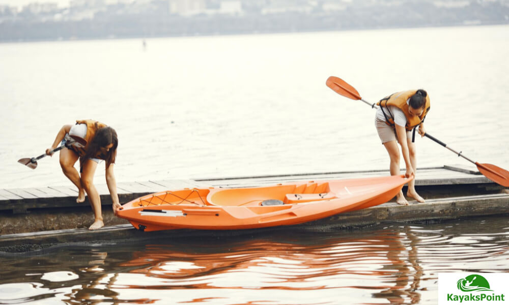 Lifetime Kokanee Sit On Top Kayak